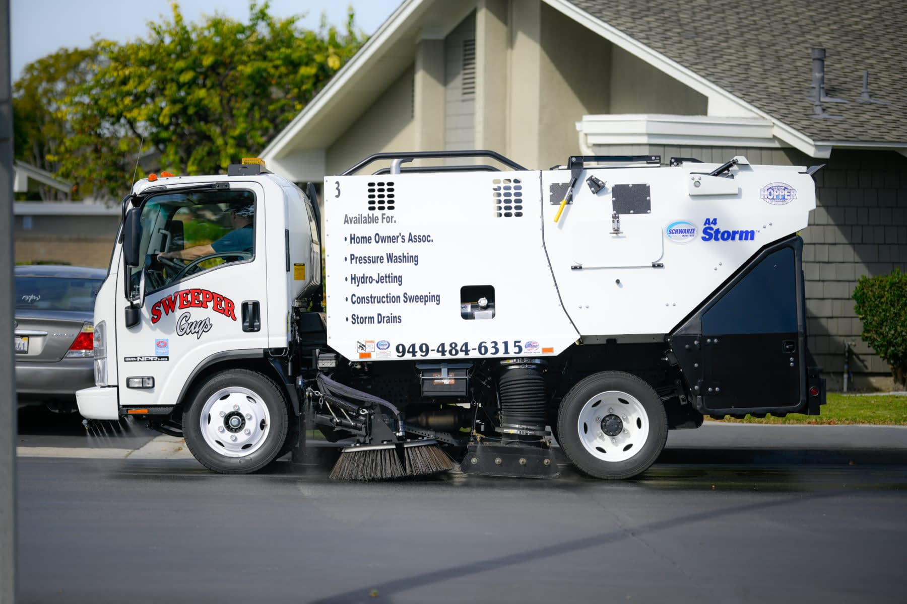 Street Sweeping Services